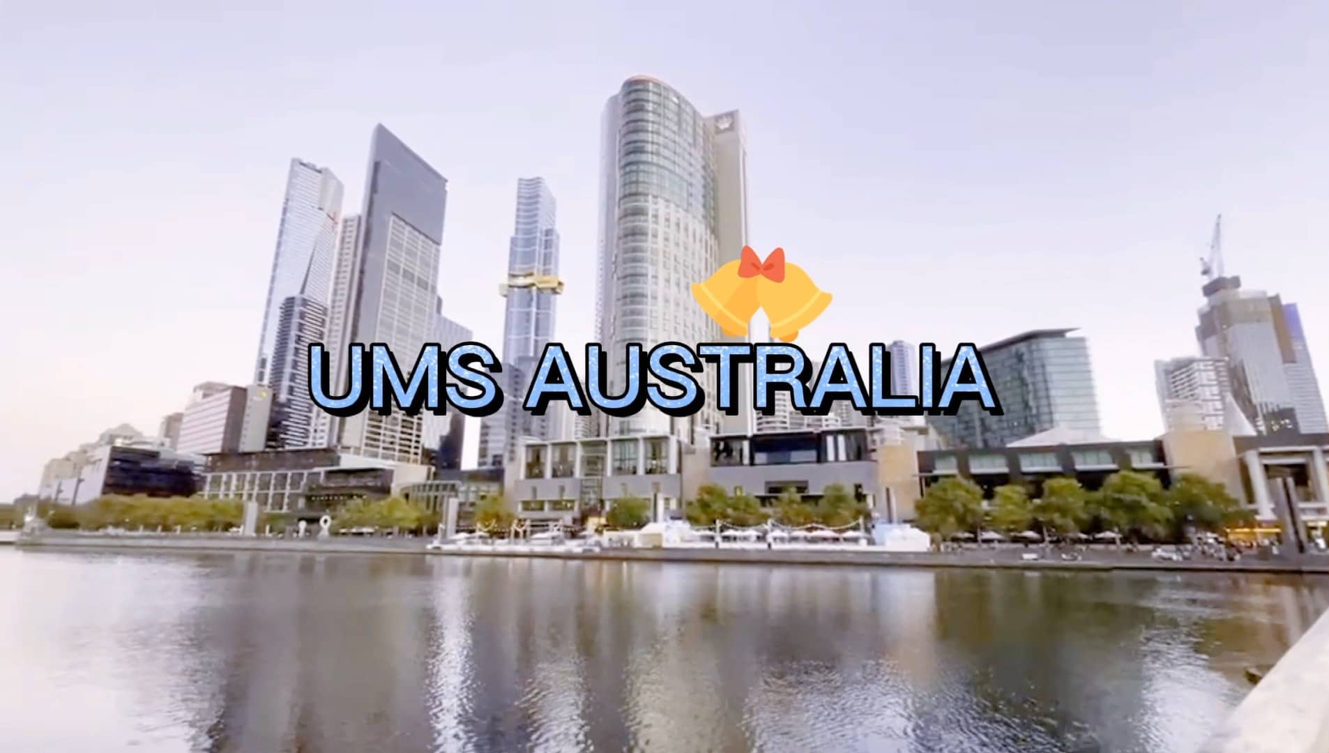 Holiday Greetings from UMS Australia